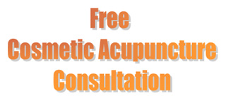Free Cosmetic Acupuncture Consultation